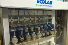 Ecolab-Dispensers